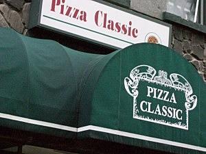 Pizza Classic Utica