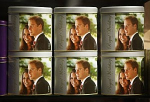 The Royal Wedding Memorabilia