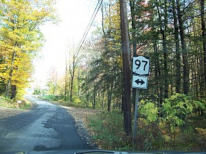 New York State Route 97 at Lordsville