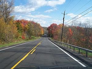 Route 97 autumn