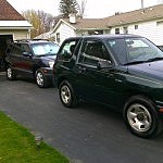 Our car's