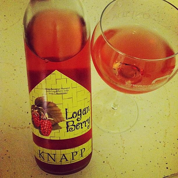 loganberry wine