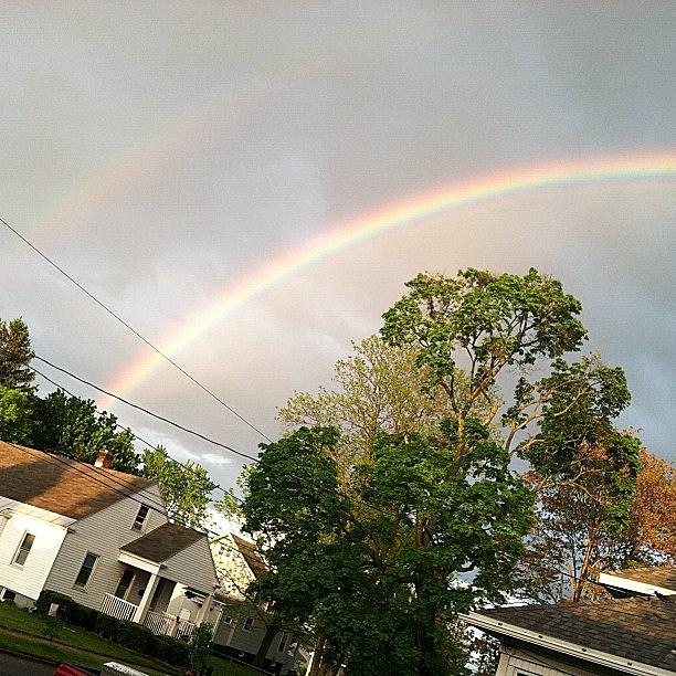 Utica Double Rainbow