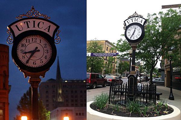 Utica Clock