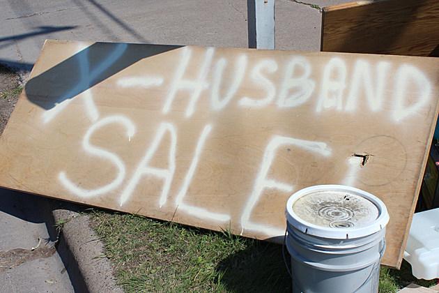 Ex Husband Sale