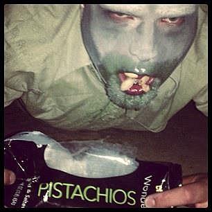 Pistachio Zombie