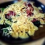 Pasta with Prosciutto