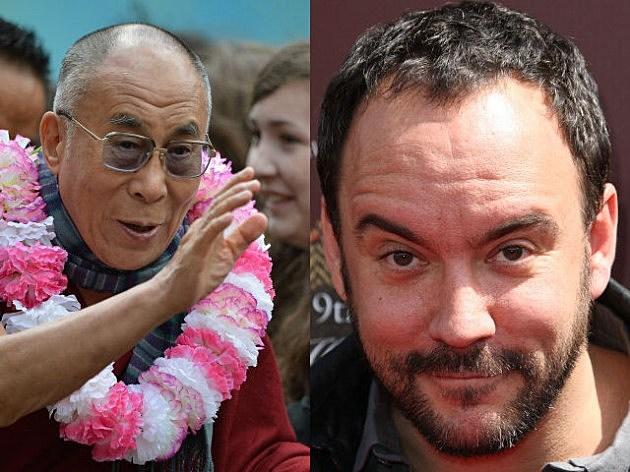 Dalai Lama - Dave Matthews