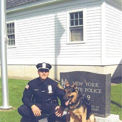 Utica Police K9 Rock