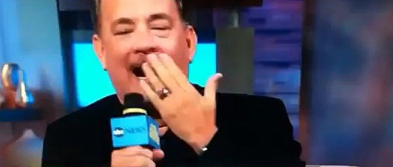 Tom Hanks on Good Morning America