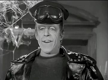 you tube - Munsters Halloween Episode