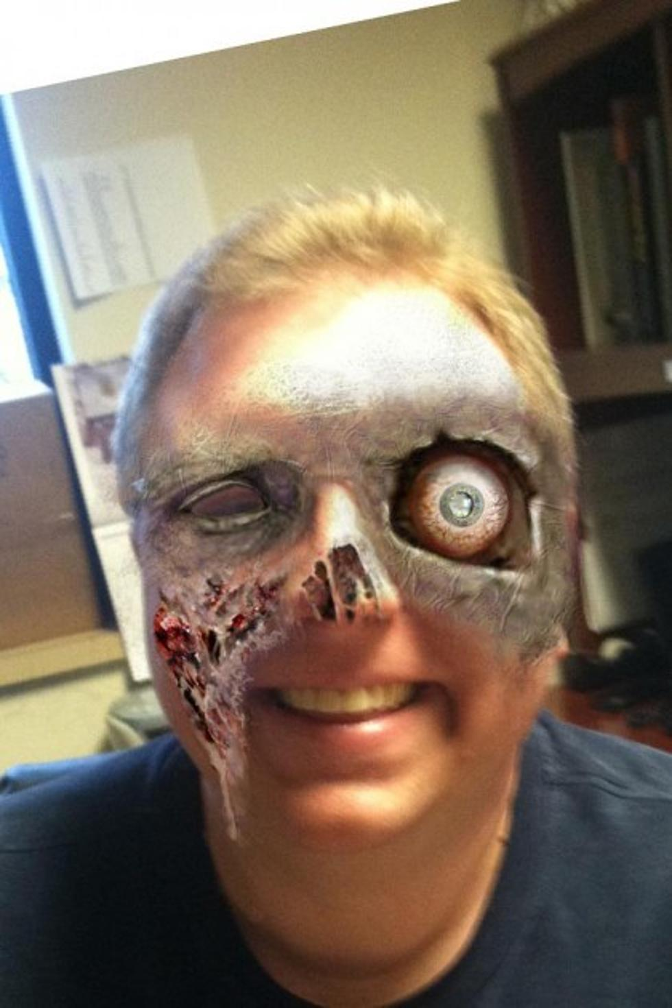Instant walking dead turn yourself into a zombie with the imut8r app solutioingenieria Images