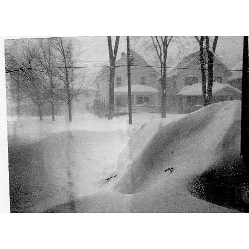 Utica Snowstorm