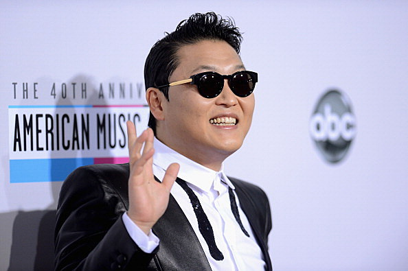 The 40th American Music Awards - PSY