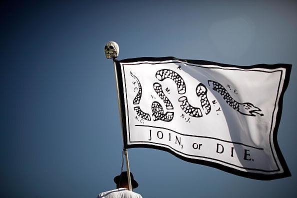 Revolution Era Flag