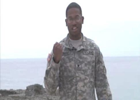 military greeting
