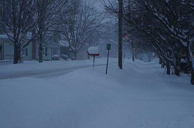 Winter Storm Euclid