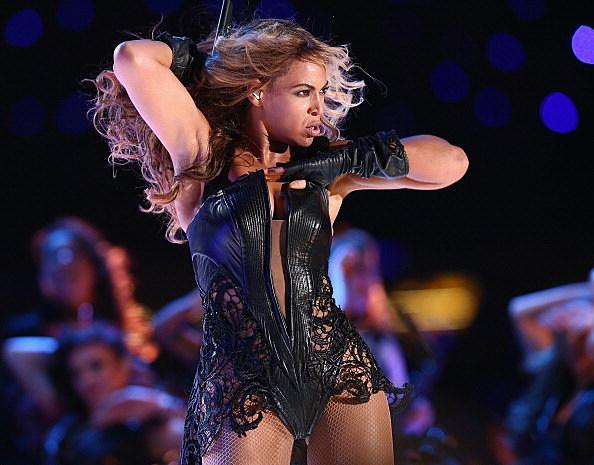 Beyonce Pepsi Super Bowl XLVII Halftime Show