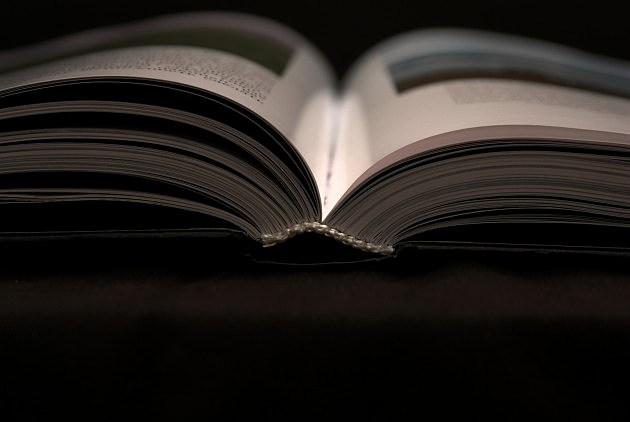 Open book iStockphoto 139970899