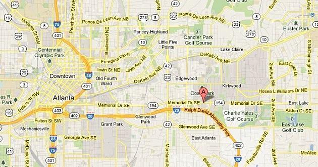 1599 Memorial Drive Atlanta