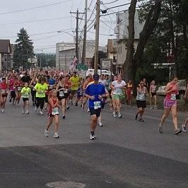 Utica Boilermaker runners