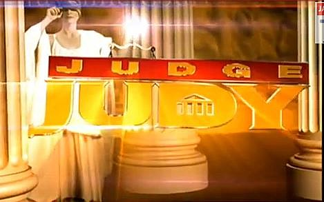 Image Gallery judge judy logo