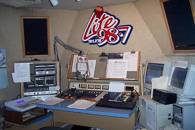 Lite 98.7 studio on Clark Mills Road.