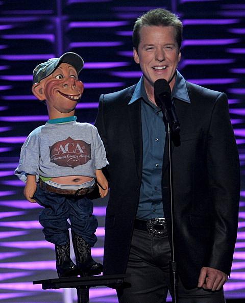 Comedian Jeff Dunham