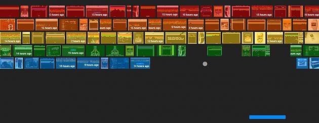 Atari Breakout on Google Images