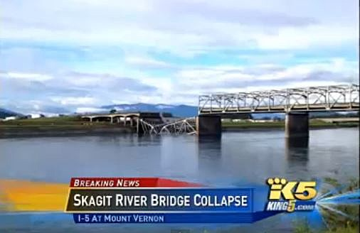 Bridge Collapse KING-TV