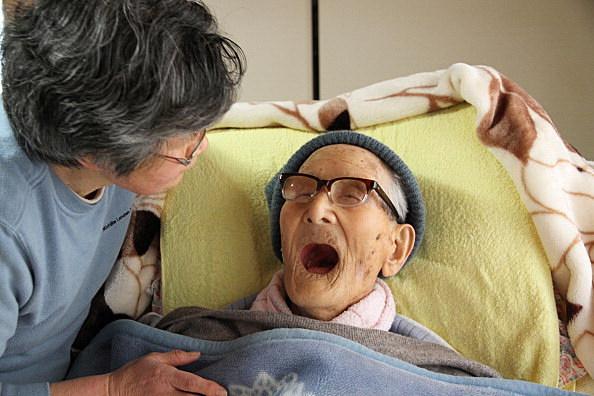 World's Oldest Person Jiroemon Kimura