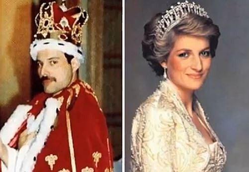 Freddy & Diana