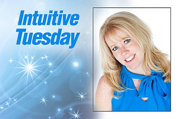 Intuitive-Tuesday Maureen Hancock