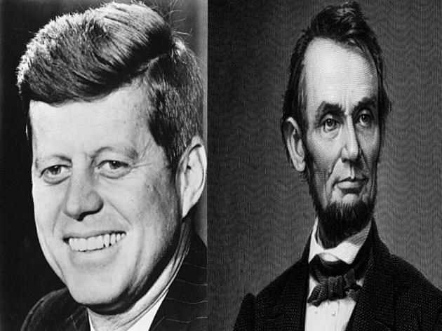 Lincoln & JFK