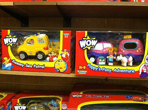 Wow toys.