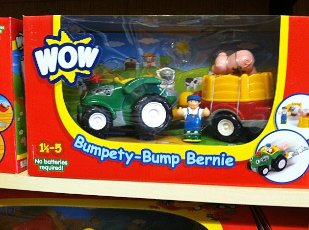 Bumpety Bump Bertie.