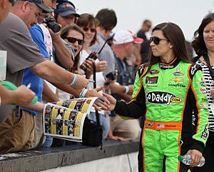 NASCAR's Danica Patrick