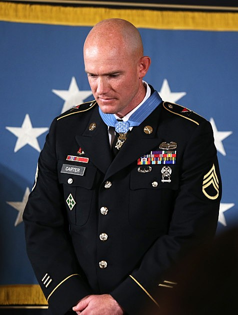 Staff Sgt Ty Carter