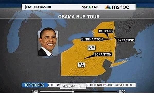 MSNBC Graphic Map Fail