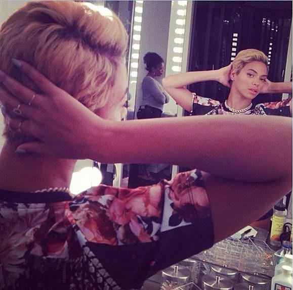 Instagram, Beyonce