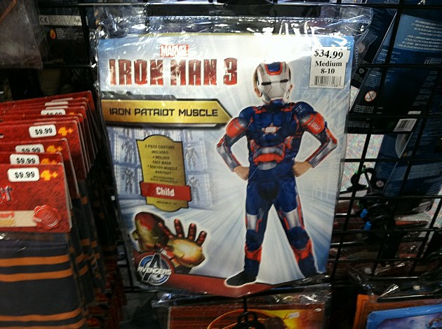 Most popular Halloween costumes in CNY