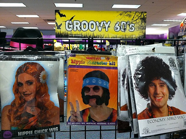 Most popular Halloween costumes in CNY.