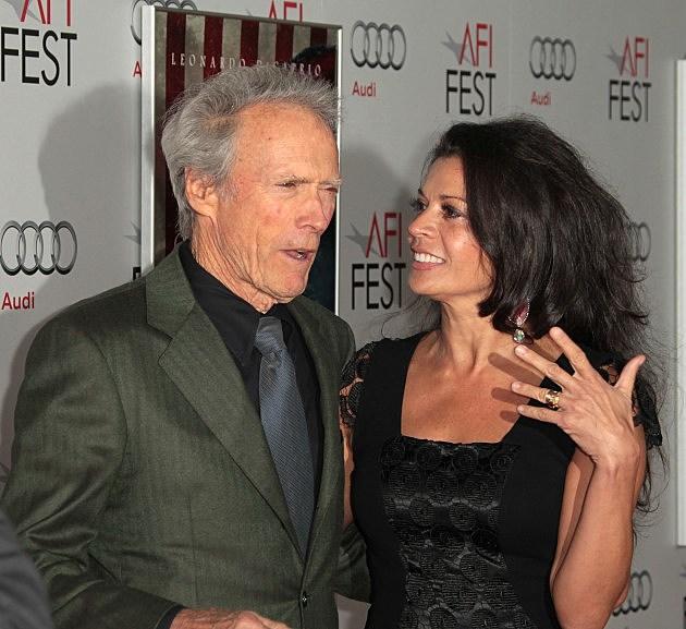 Clint Eastwood; Dina Eastwood