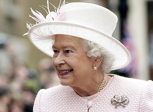 Queen Elizabeth II Visits Margate
