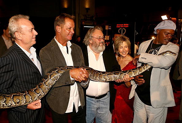 "New Line Cinema's Premiere Of ""Snakes On A Plane"" - Arrivals"
