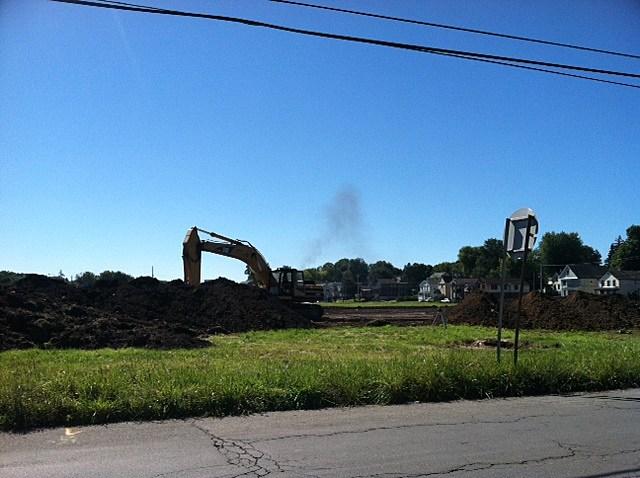 bossert site construction