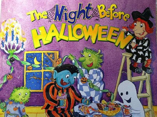 """The Night Before Halloween"""" Is A Cute Halloween Story For Kids"""