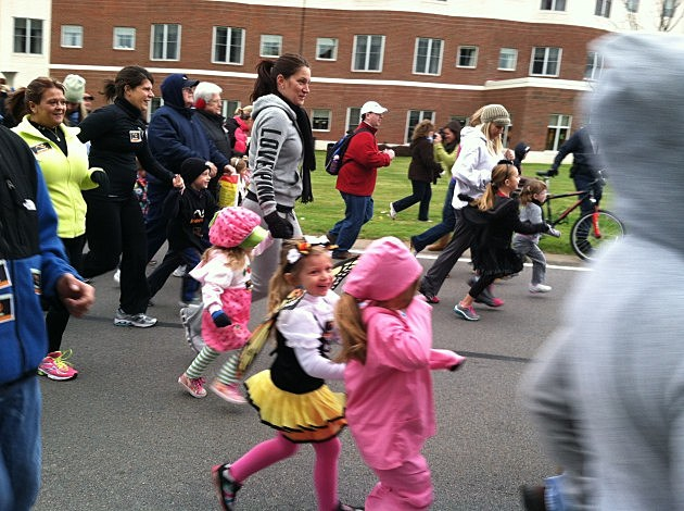 Boolermaker Kid's Fun Run photos