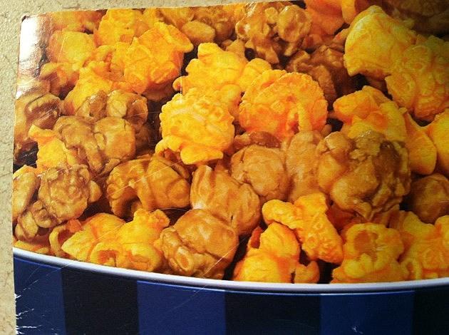 Garrett's Popcorn is the best ever.
