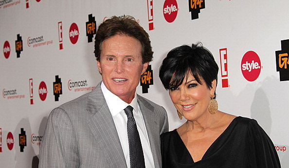 Kris and Bruce Jenner Separate.